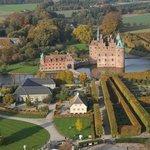 Egerskov Garden & Castle