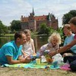 Egeskov perfect spot for a Picnic