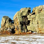 Okotoks Erratic - The Big Rock