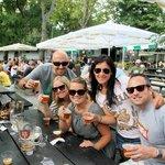 Bohemian Beer Garden!