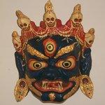 Buddhist Mask