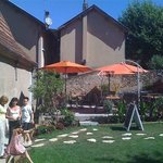 août 2012 chez Da Francesco