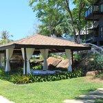 массажная отеля на берегу