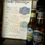 Beers at Kellys