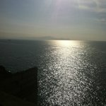 """Sun glistening on the ocean - this phot should be scratch and sniff """"ocean air"""""""
