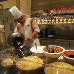 Italian Cuisine Chef
