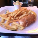 Episode 1 of my fish & chips.