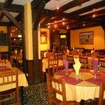Sala restaurante