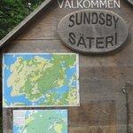 Bild från Sundsby Gårdscafé