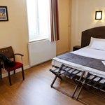 Domaine Lyon Saint Joseph chambres