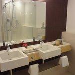 Badezimmer Zimmer 209