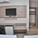 LUX Room - A/C, LCD TV and MiniBar