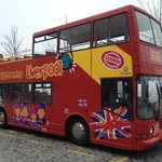 Foto de City Sightseeing Liverpool