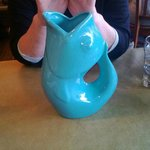 Water Carafe at Milton's