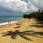 Sandy Beach Rincon Puerto Rico