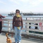 Fisherman's wharf Monterrey