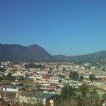 Vista desde el Fiesta Inn San Cristobal