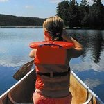 Canoe Stoney Lake