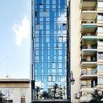 Fachada Hotel Paseo Mallorca