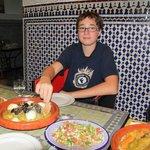excellend food in Dar Mehdi