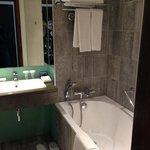 exec bathroom!