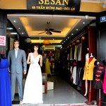 Sesan' shop