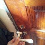 Room handle