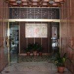 Entrata del Palazzo / Entrance of the building