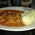 Shrimp and Catfish Creole