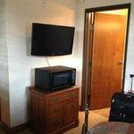 TV Microwave room 206