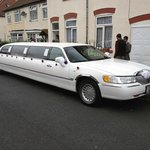 Free limo pick up and drop of!