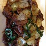 jalapeño beef- so tender!!