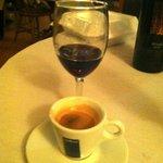 Espresso & black samba
