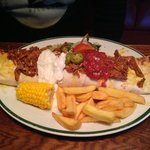 Burito Challenge - £12.99 - excellent value & really tasty