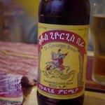 Ethiopian beer! A must!
