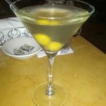 """Dirty Martini"" was real dirty."