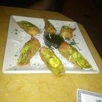 Avocado Rolls. Yum.