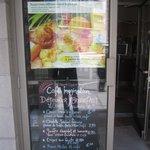 door menu