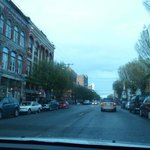 Downtown Port Townsend - Victorian Buildings