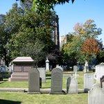 Heroes' Acre Church Street Cemetery Foto