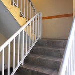 Stairs impossible for person with physical disability.  No elevator.  Upcharge for 1st floor roo
