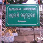Taptapani  Hot Water Springs