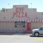 G&F Pizza Palace