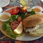 grouper sandwich