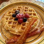 Dianne's lighter than air signature waffles