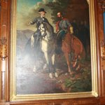 Last portrait of General Lee and Stonewall Jackson.