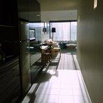 Sunny comfortable apartment