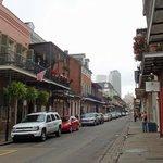 The quiet end of Bourbon Street
