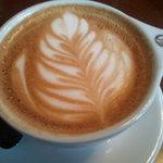 A Delicious Gourmet Cappuccino