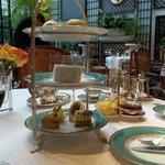chá da tarde no hotel alvear